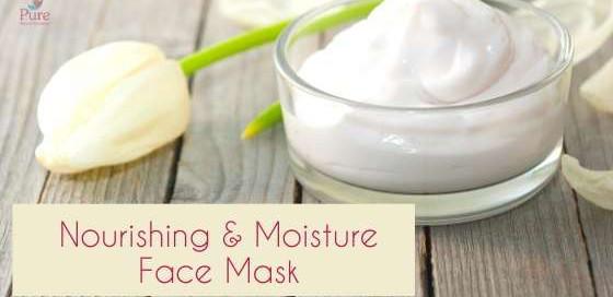 Nourishing and Moisture Mask