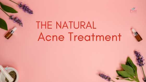 The Natural acne treatment