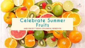 summer fruits contribute