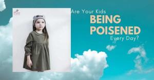children being poisoned