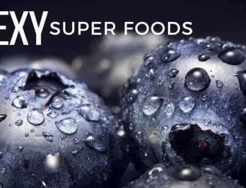 Get the mood for Superfoods love!