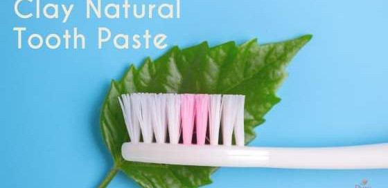 Clay Natural Tooth Paste