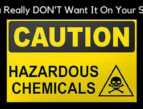 Be aware! another hazard chemical in traditional cosmetics