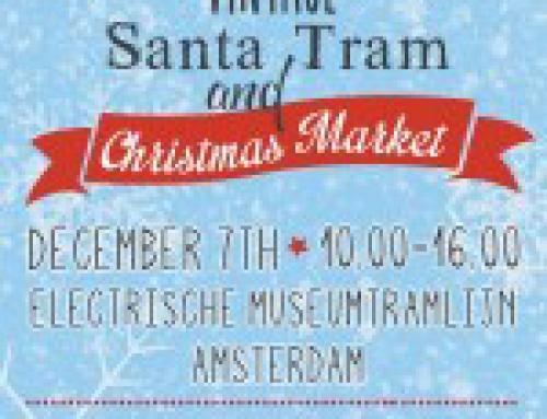 Amsterdam mamas Xmas market