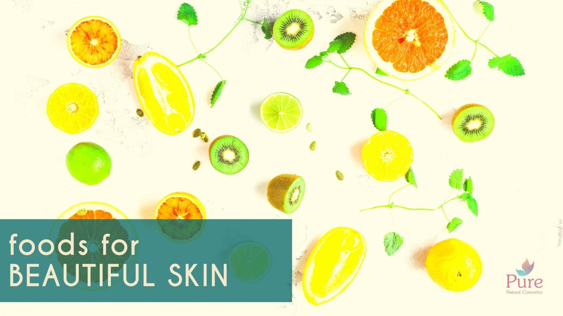 foods for beautiful skin