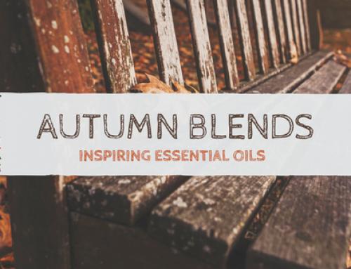 Etherische oliemengsels voor de herfst