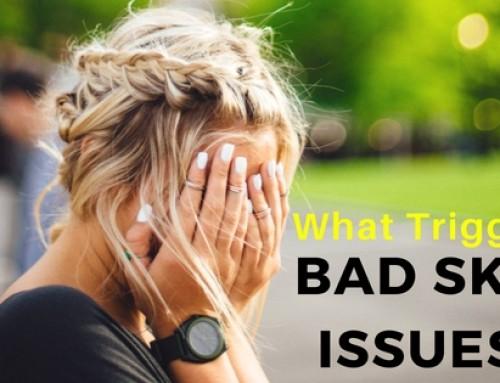Wat kan huidproblemen veroorzaken?