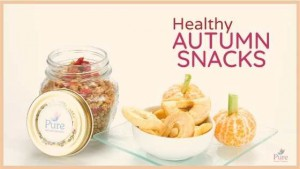 Healthy Autumn Snacks