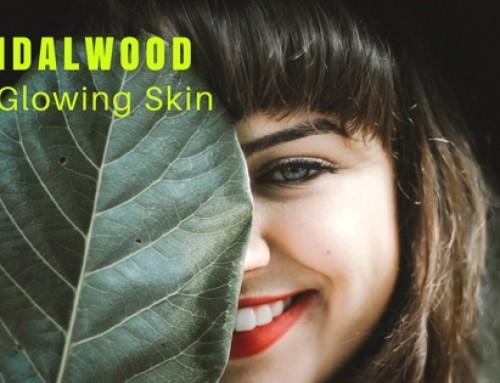 Glowing Skin With Sandalwood