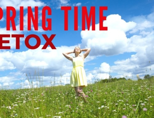 Spring Time Detox: Amazing Natural Ingredients for Beautiful Skin