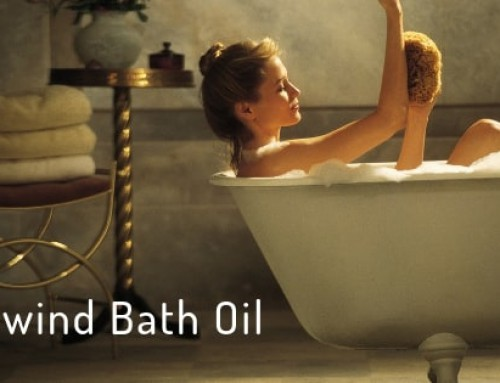 Unwind with your chamomile bath