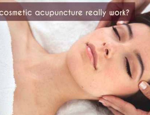 Does cosmetic acupuncture actually work?