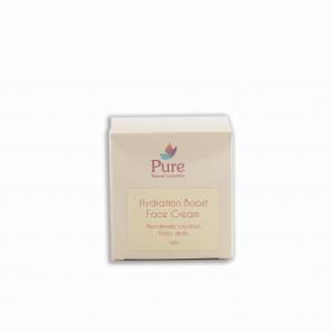 Hydration boost face cream