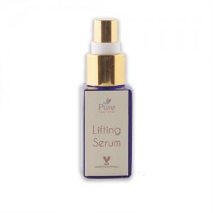 The lifting serum