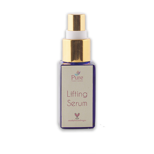 The lifting serum