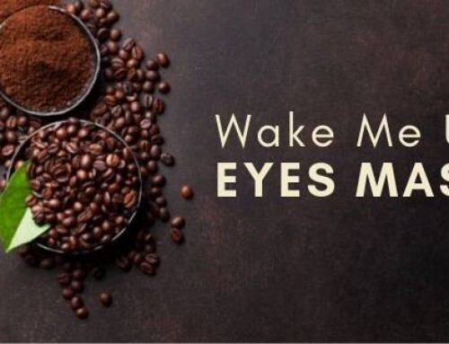 DIY Coffee Mask For Puffy Eyes