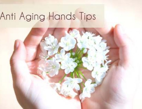 Smooth hands- 3 steps to younger hands