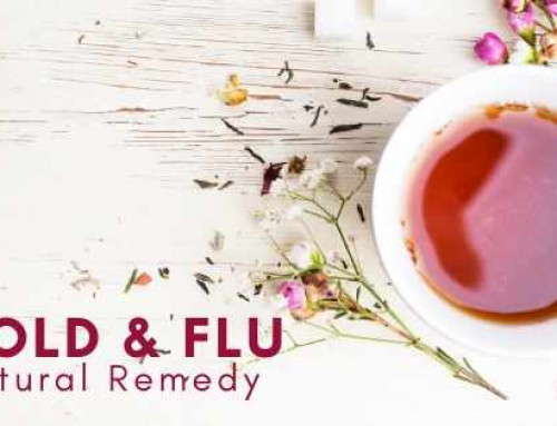Natural Remedy for the Cold + Flu Season