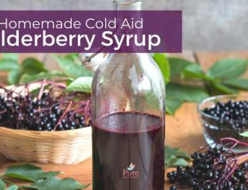Make your own Elderberry Syrup