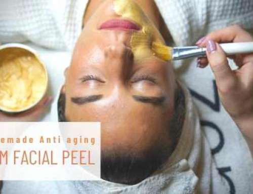 A Younger Look with Enzym Facial Peel