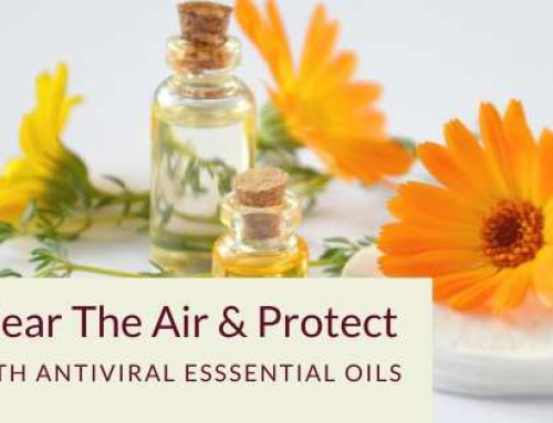Best Antiviral Essential Oils To Clear The Room & Your Body
