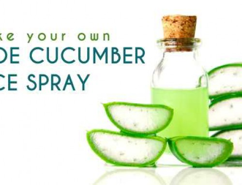 Aloe Cucumber Makeup Setting Spray