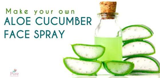 Aloe Vera Cucumber Makeup Setting Spray