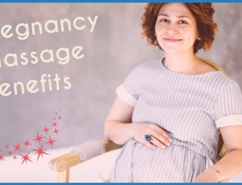 Pregnancy Massage – a life saver!
